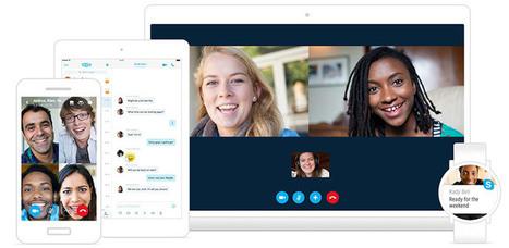 Qué no importe dónde estés: aprovecha los minutos gratis de Skype y Office 365   El Blog.Valentín.Rodríguez   Scoop.it