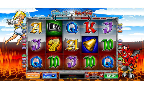 Angel or Devil Slots, a Classic Battle of Good vs Evil | Press Releases | Scoop.it