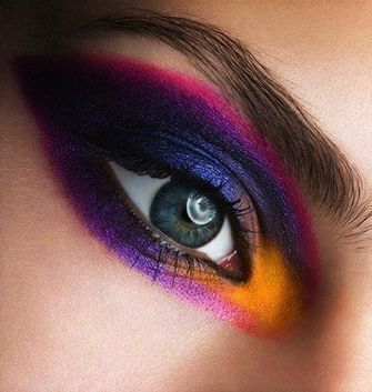 High Fashion Eye Makeup | At Home Beauty Treatments | Scoop.it