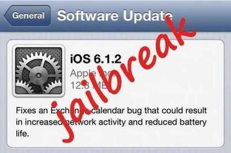 jailbreak iOS 6.1.2 guida semplice e veloce | Guida e Istruzioni cellulare e smartphone | Scoop.it