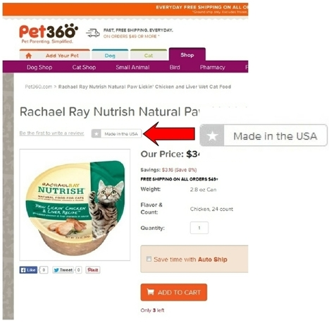Lesson to Learn from the Ainsworth Nutrish Pet Food Recall   Whole Earth Pets   Scoop.it