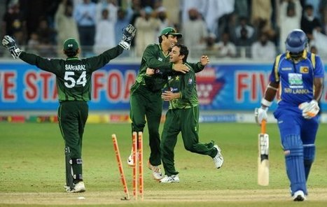 Pakistan vs Sri Lanka 1st ODI Live Streaming August 23, 2014 at Hambantota | Fun TV Web | Scoop.it