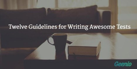 Test Creation: 12 Guidelines For Writing Tests   Purposeful Pedagogy   Scoop.it