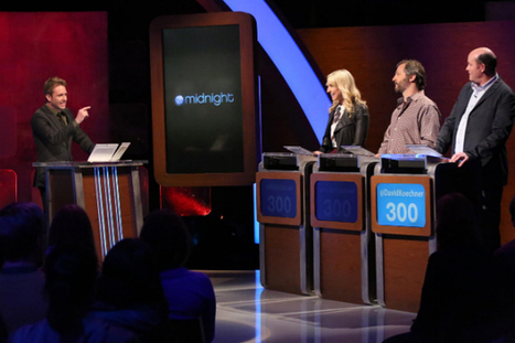 How Comedy Central's '@midnight' Cracked the TV Twitter Trend - TheWrap   screen seriality   Scoop.it