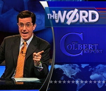 Colbert skewers the climate fatalism caucus   Sustain Our Earth   Scoop.it