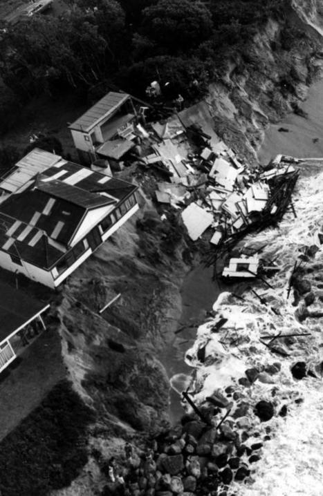 The millionaires row teetering on the edge | Lorraine's Environmental Change &  Management | Scoop.it