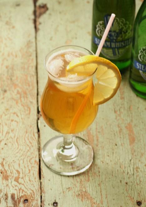 Lemon Whistle Cocktail   Food for Foodies   Scoop.it