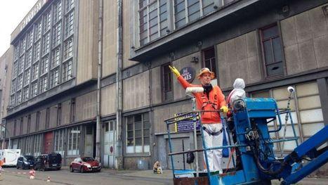 """Asphalte"", la biennale d'art urbain qui va transformer Charleroi - RTBF | B4C | Scoop.it"