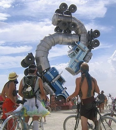 Leadership Lessons From Burning Man | The Creative Process | Scoop.it