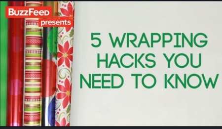 5 Wrapping Hacks You Need To Know ~ Festive Tips and Tricks | Christmas Goodies | Scoop.it