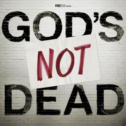 Newsboys' Hit Song 'God's Not Dead' Becomes Movie; Scheduled to Premiere in ... - BREATHEcast | Contemporary Christian Music News | Scoop.it