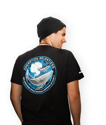 #SeaShepherd  ~ Op Relentless Tee | Rescue our Ocean's & it's species from Man's Pollution! | Scoop.it