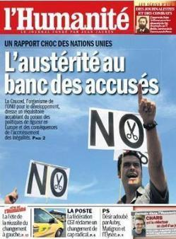 Cnuned, un rapport choc des Nations unies | Humanite | Infos en français | Scoop.it