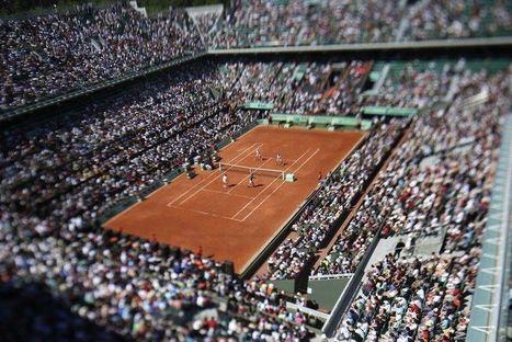 Tennis: Infrastructures, droits TV, sponsoring, Roland-Garros veut ... - Libération | Le sponsoring sportif | Scoop.it