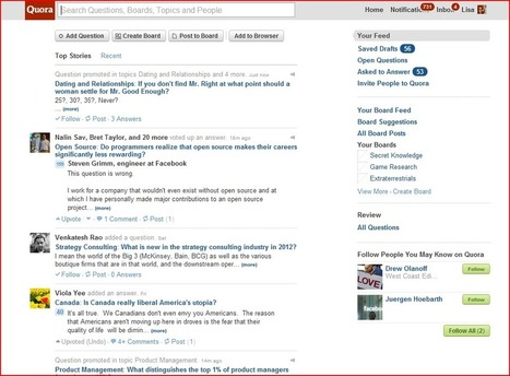 10 Social Media Secrets from the Social Scientist | Jeffbullas's Blog | Business Help | Scoop.it