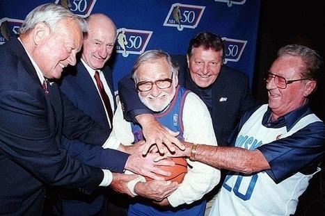 Fallece Ossie Schectman, primer anotador en la NBA - Medio Tiempo.com | NBA | Scoop.it