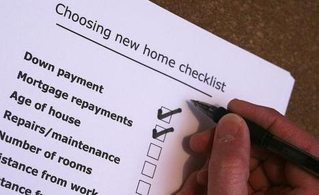 8 Tips for Buying Your First Home - DailyFinance | Home Loans | Scoop.it