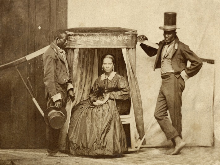 Photos Reveal Harsh Detail Of Brazil's History With Slavery - NPR (blog) | Antiques & Vintage Collectibles | Scoop.it