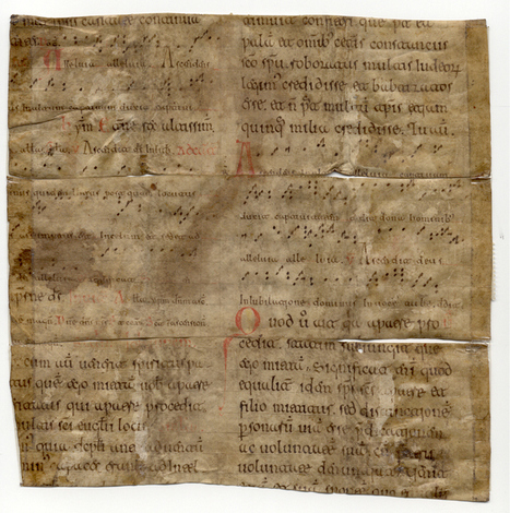 There are no books... Galician Visigothic script codices   Medieval Manuscripts   Medieval Palaeography   Scoop.it