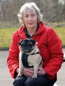 Good karma? 'Wonder pug' sniffs out breast cancer in animal rescuer | Breast Cancer News | Scoop.it