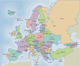 Un maestro enREDado: EUROPA POLÍTICA: PAÍSES Y CAPITALES | GEOGRAFIA SOCIAL | Scoop.it