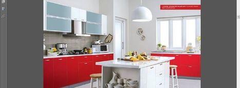 Best Modular Kitchen in Ahmedabad, Sleek Kitchens in Ahmedabad | Godrej Kitchens in Ahmedabad | Scoop.it