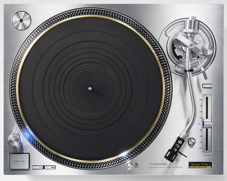 Technics Grand Class SL1200G : retour de la mythique platine vinyle… d'abord en édition limitée à l'été 2016 | ON-TopAudio | Scoop.it