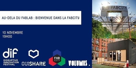Au-delà du Fab Lab : Bienvenue dans la Fab City | Innovation sociale | Scoop.it