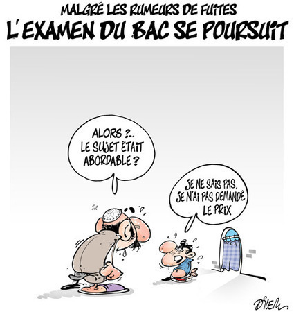 Caricaturiste Ali Dilem (Algérie) | humour, satire et blog caustique | Scoop.it