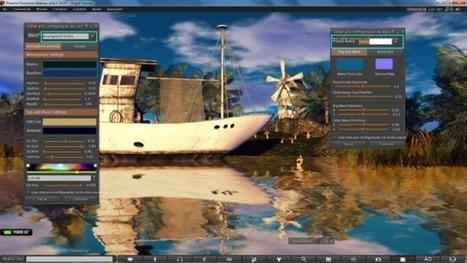 Configuração do Firestorm para fotos   Second Life Freebies   Scoop.it