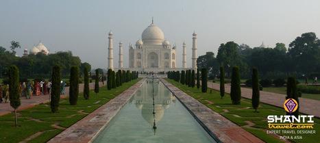 Visite du Taj Mahal : 10 informations à savoir | Actu & Voyage en Inde | Scoop.it