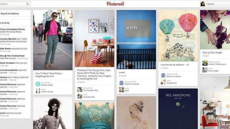 Pinterest Brings Back Beloved Design Features | Business Futures | Scoop.it