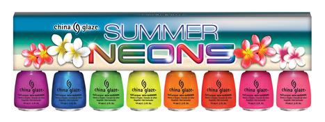 Summer Neons: la nuova collezione di smalti China Glaze   Benessere, Beauty & Make-Up   Scoop.it