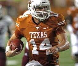 Texas Longhorns football: QB David Ash cleared for full offseason ... | Austin | Scoop.it