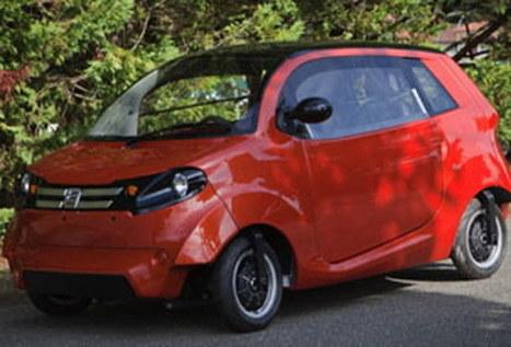 La Weez, une nouvelle idée de l'automobile | Bons plans voyage | Scoop.it