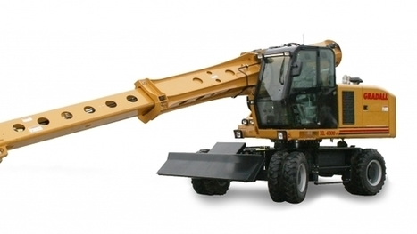 Volvo Penta to Supply Engines for Gradall Excavators | Earthmoving & Compaction | Scoop.it