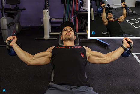 Bodybuilding.com - Build Your Best Chest: 5 Must-Do Pec Exercises | My English page - Jordy Hamelers | Scoop.it