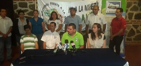 El Salvador / Preparan consulta popular para prohibir la minería metálica en Nueva Trinidad, Chalatenango | MOVUS | Scoop.it