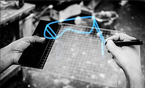 Gravity Sketch Tablet Lets You Draw In Mid-Air | Fast Company | Internet of Things & Wearable Technology Insights | Scoop.it