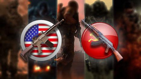 La ideología que se esconde tras los videojuegos bélicos | CEMAV | Scoop.it