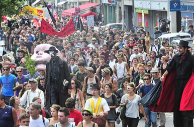 Avant de se relancer, les festivals d'été font le bilan des intermittents | Lutte des intermittents | Scoop.it