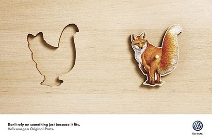 Volkswagen Original Parts Puzzles | Advertising | Scoop.it