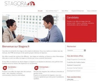 Un cabinet de recrutement pour trouver le stagiaire idéal - Actionco.fr | Ressources Humaines - Marta | Scoop.it