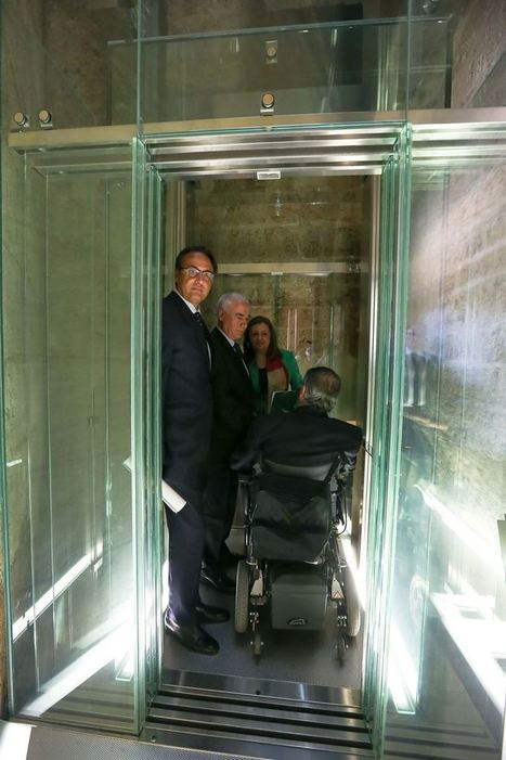 La Alhambra mejora su accesibilidad con la instalación de un ... - Europa Press | La calidad de vida | Scoop.it