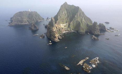 Dokdo Takeshima Island Liancourt Rocks The Historical Facts of the Dokdo / Takeshima Island Dipute Between Korea and Japan | Trollibre | Scoop.it