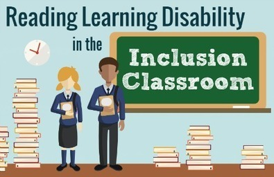 Reading Learning Disability in the Inclusion Classroom | Kennedy Krieger Institute | Specific Learning Disabilities | Scoop.it