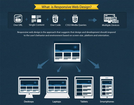Responsive Web Design 101: Get to Know More About Responsive Web Design | Web Design & Development | Scoop.it