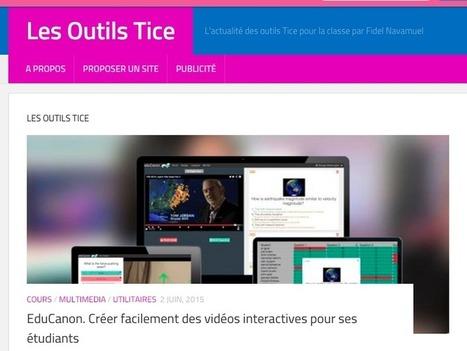 Zoom sur : les outils TICE | Didactique du FLE et TIC | Scoop.it