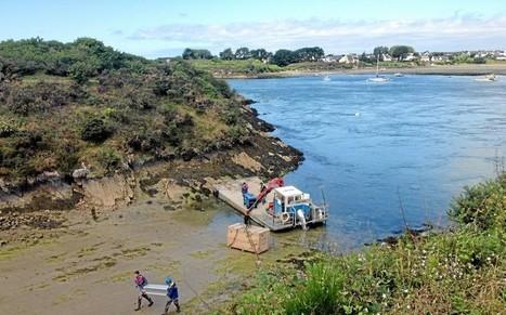 Innovation. Cette hydrolienne accélère le courant en ria d'Etel | Eolien Offshore Projet baie de St Brieuc (22) | Scoop.it