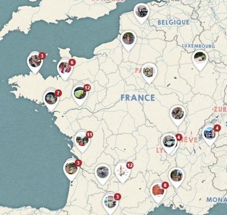 Tous hors les murs! - Etourisme.info | La note de veille d'Eure Tourisme | Scoop.it
